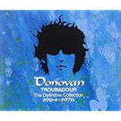 donovan - troubadour the definitive collection 1964 - 1976 CD 2-discs 1992 sony 44 tracks used mint