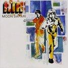 air - moon safari CD 1998 source caroline 10 tracks used mint