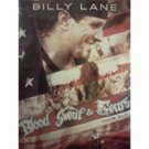 billy lane - blood sweat & gears DVD 2006 left jab NR 90 mins used mint