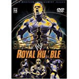 WWE royal rumble 2003 DVD 195 minutes used mint
