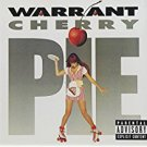 warrant - cherry pie CD 1990 CBS 12 tracks used mint