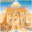 iron maiden - powerslave CD 2-discs limited edition 1995 castle used mint