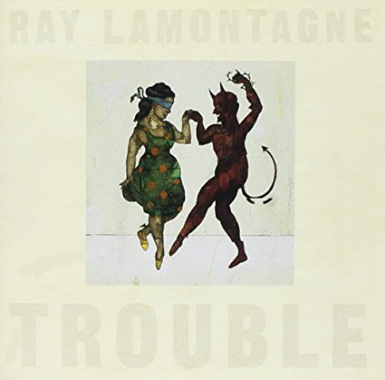 ray lamontagne - trouble CD 2004 RCA 10 tracks used