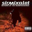 sir mixalot - return of the bumpasaurus CD 1996 american recordings rhyme 19 tracks used mint