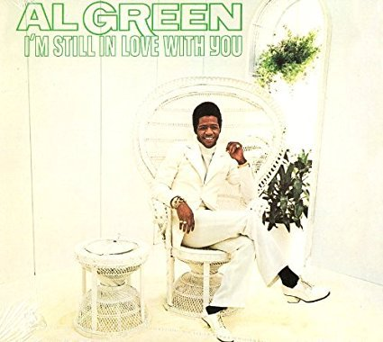 al green - i'm still in love with you CD 1993 right stuff 9 tracks used mint
