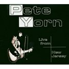 pete yorn - live from new jersey CD 2-discs 2004 sony used mint