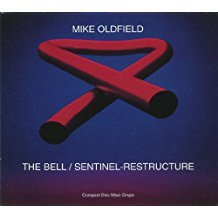 mike oldfield - the bell / sentinel - restructure CD 1992 reprise 6 tracks used
