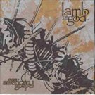 lamb of god - american gospel CD 2000 prothetic 10 tracks used