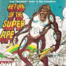 lee scratch perry - return of super ape CD 2000 cleopatra 10 tracks used mint