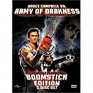 bruce campbell vs. army of darkness - broomstick edition 2-disc set DVD 2003 anchor bay used mint