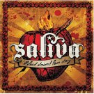 saliva - blood stained love story CD 2-discs 2007 island 12 tracks used mint