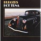 hot tuna - burgers CD 1972 grunt 1988 RCA BMG 9 tracks used mint