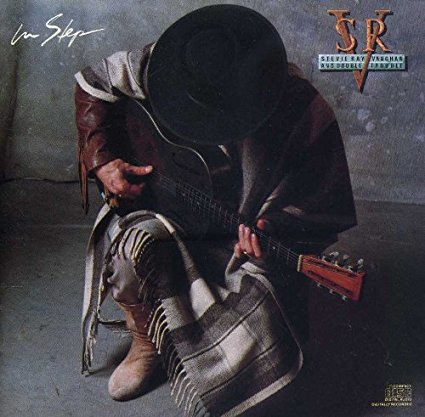 stevie ray vaughan - in step CD 1989 CBS epic 10 tracks used mint