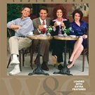 will & grace season one DVD 4-disc set 2003 NBC lions gate new