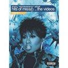 "missy ""misdemeanor"" elliott - hits of miss e... the video DVD 2001 elektra 4 tracks used mint"