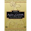 emperor's new groove - the ultimate groove 2-disc collector's edition DVD 2001 disney used mint