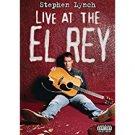 stephen lynch - live at the el rey DVD 2004 razor & tie new