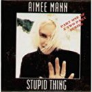 aimee mann - stupid thing CD single 1993 imago 3 tracks used mint