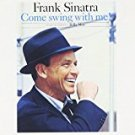 frank sinatra - come swing with me! CD 2002 capitol bmg direct 17 tracks used mint