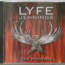 lyfe jennings - the phoenix - limited edition narrated CD 2006 sony used mint
