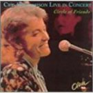 cris williamson live in concert - circle of friends CD 1991 olivia records 17 tracks used mint