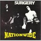 surgery - nationwide CD amphetamine reptile records glitterhouse w germany 9 tracks used mint