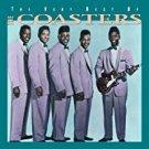 coasters - very best of coasters CD 1994 rhino atlantic 16 tracks used mint