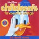 children's favorite songs - various artists CD 1986 buena vista walt disney 23 tracks used mint