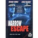 narrow escape - richard thomas + gerald mcraney DVD sterling 92 minutes new