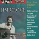 jim croce - 36 all-time greatest hits CD 3-discs 1994 cema special markets used