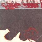 einsturzende neubauten - drawings of patient O.T. CD 1995 thirsty ear 15 tracks used mint