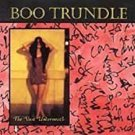 boo trundle - vast underneath CD 1993 big deal 10 tracks used mint