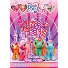 my little pony live! - the world's biggest tea party DVD 2008 paramount used mint