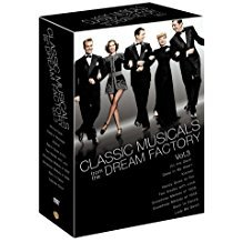 classic musicals from the dream factory vol. 3 DVD 9-disc set 2008 turner warner used mint