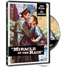 miracle in the rain - jane wyman + van johnson DVD 2007 warner used mint