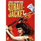 strait-jacket - joan crawford DVD 2002 columbia tristar 93 minutes used mint