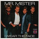 mr. mister - i wear the face CD 1984 1986 RCA ariola made in japan 10 tracks used mint