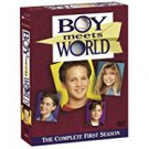 boy meets world - complete first season DVD 3-discs 2004 touchstone disney used mint