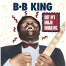 b b king - got my mojo working CD 1989 MCA 10 tracks used mint