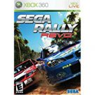 xbox 360 sega rally revo SEGA 2007 everyone used mint