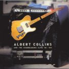 albert collins and the icebreakers - live '92 - '93 CD 1995 pointblank virgin 10 tracks used mint