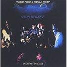 crosby stills nash & young - 4 way street CD 2-discs 1992 atlantic used mint