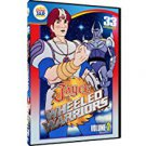 jayce and the wheeled warriors volume 2 - 33 episodes DVD 3-discs 2013 mill creek 729 mins used