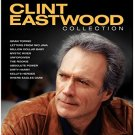 clint eastwood collection BLURAY 10 movies on 10-discs 2010 warner new
