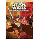 star wars - clone wars - volume two DVD 2005 lucas film 20th century fox 64 minutes used mint