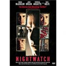nightwatch - ewan mcgregor + josh brolin DVD dimension 99 minutes R used mint