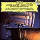 haydn symphonies nos 102 & 103 drum roll - chamber orchestra of europe + abbado CD 1996 DG