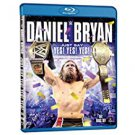 daniel bryan - just say yes! yes! yes! Bluray 2-discs 2015 WWE home video NR used mint