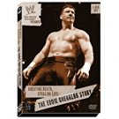 WWE: cheating death, stealing life - eddie guerrero story DVD 2-discs 2004 used mint 300 minutes