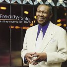 freddy cole - in the name of love CD 2003 telarc 11 tracks new